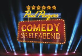 Paul Panzers Comedy Spieleabend