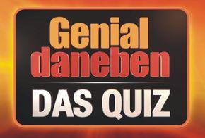Sat 1 Genial Daneben Quiz